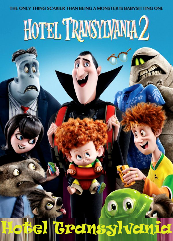 Hotel Transylvania 2 (2015) Movie Free Download