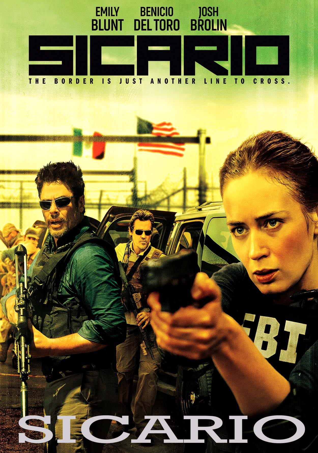 Sicario 2015 Movie Free Download