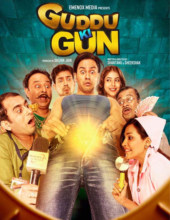 Guddu Ki Gun 2015 Hindi Movie Free Download - Full Movies 2Hd-3386