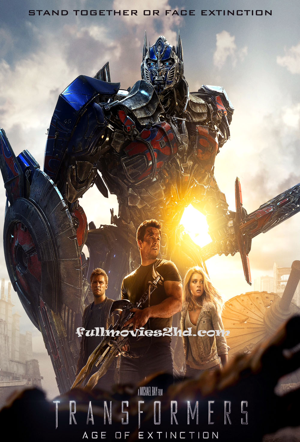 Transformers Age Of Extinction 2014 Movie Free Download -5692