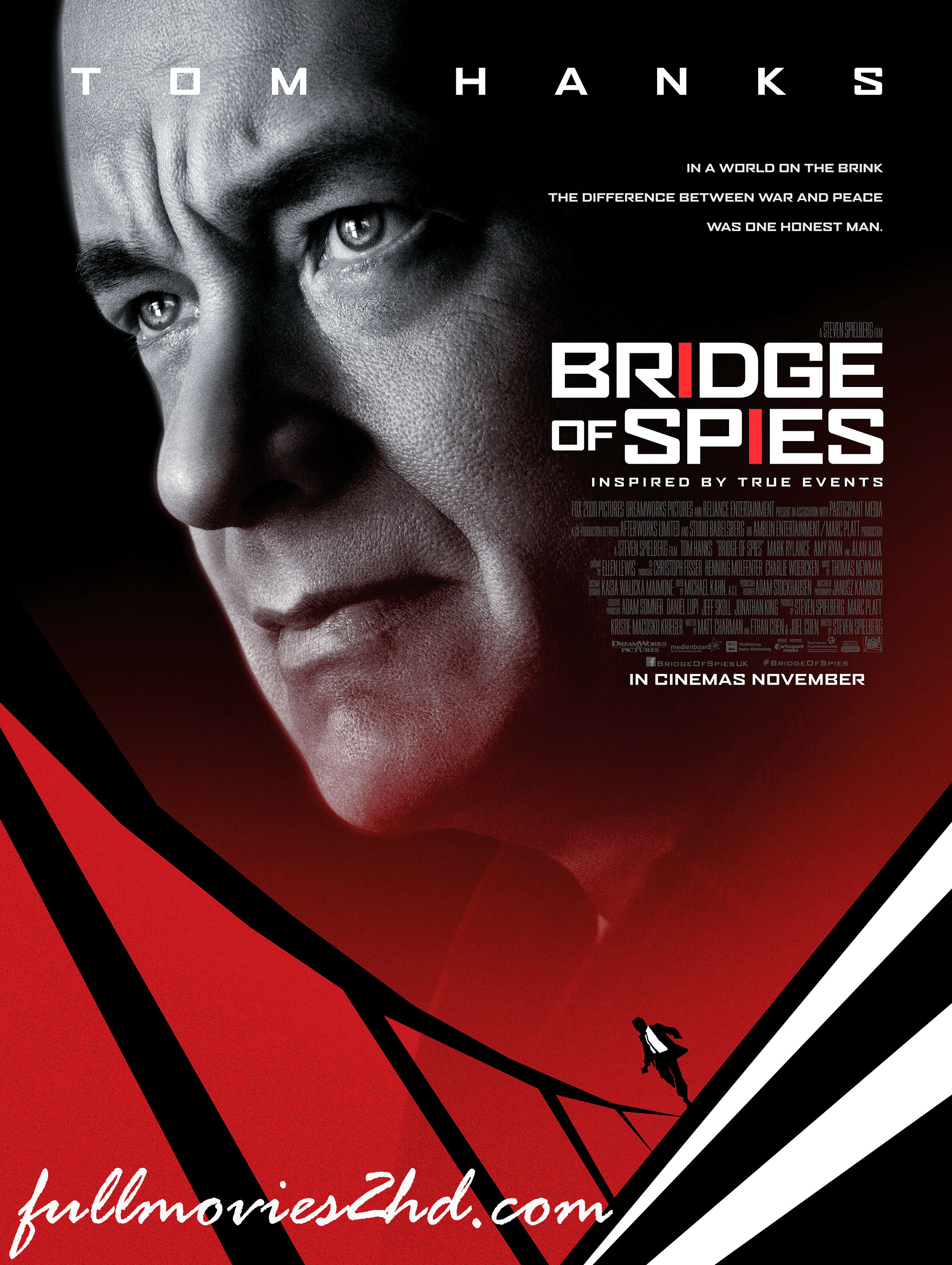 Bridge of Spies 2015 Movie Free Download