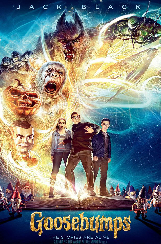 Goosebumps 2015 Movie Free Download