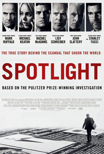 Spotlight 2015 Movie Free Download