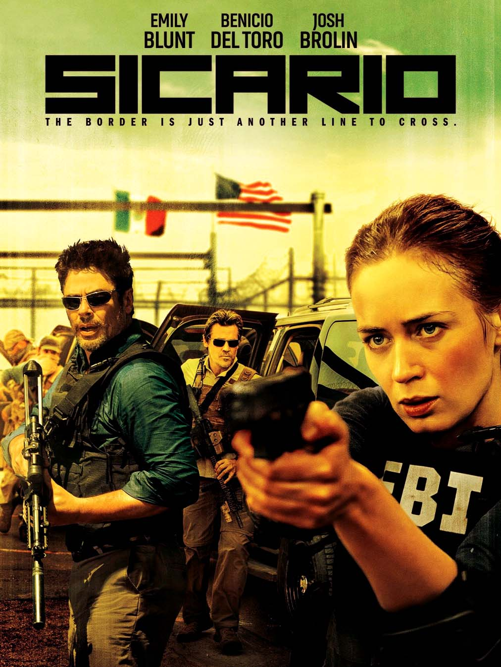 Sicario (2015) 720p BluRay Movie Free Download