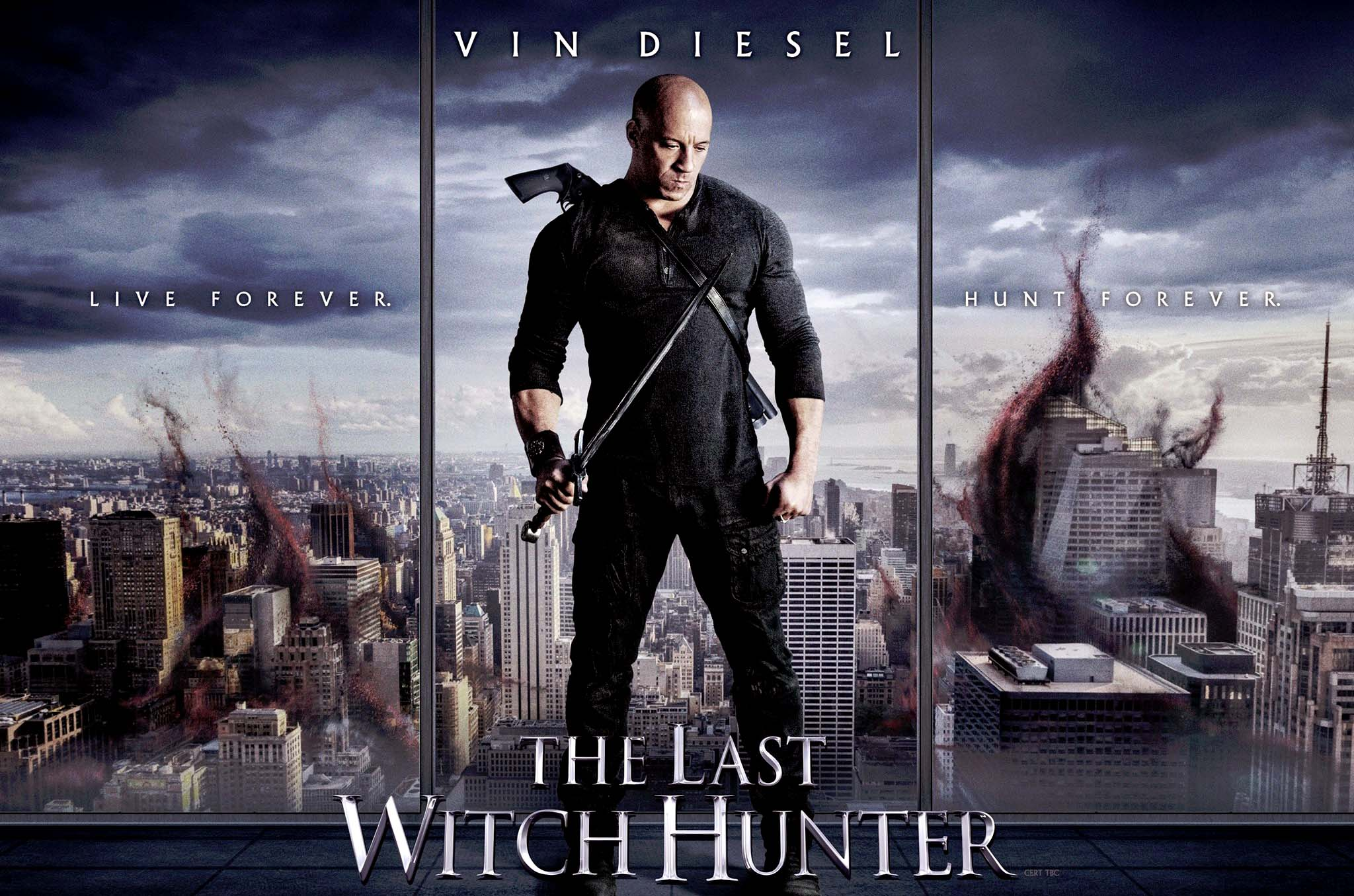The Last Witch Hunter (2015) 1080p WEB-DL Movie Free Download