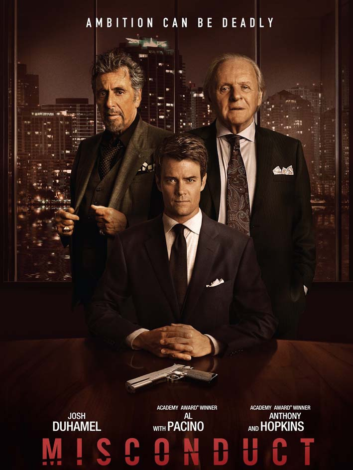 Misconduct (2016) 1080p BluRay Movie Download