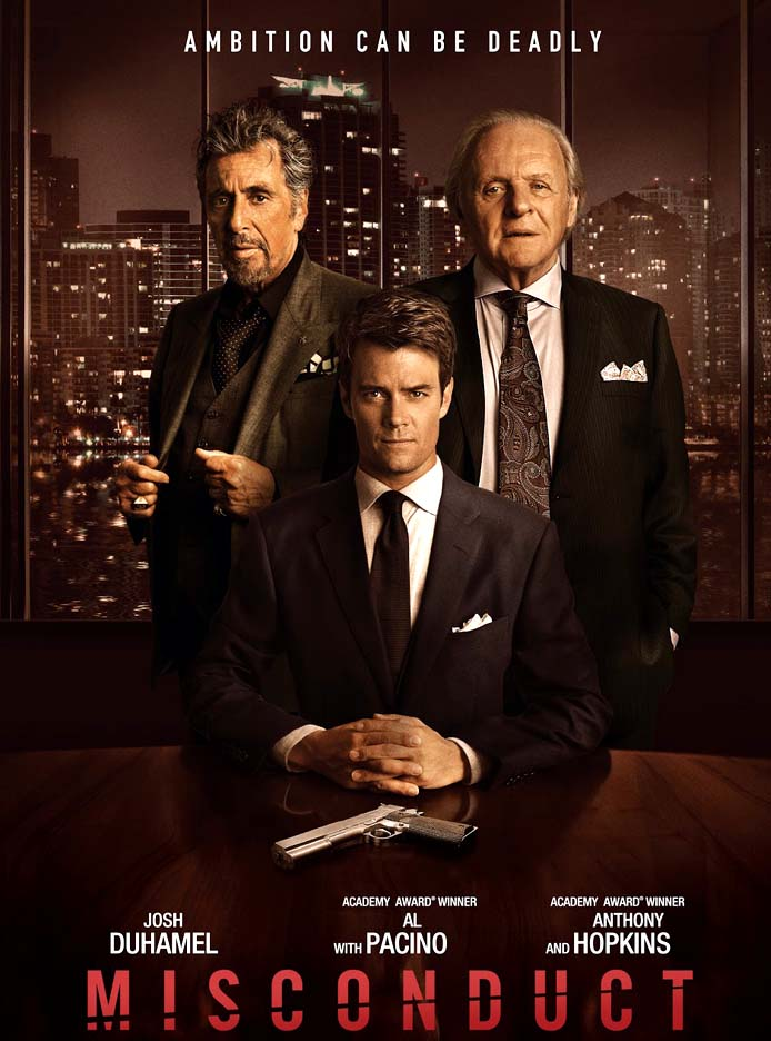 Misconduct 2016 Movie Watch Online