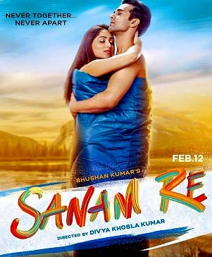 Sanam Re 2016 Hindi Movie Watch Online