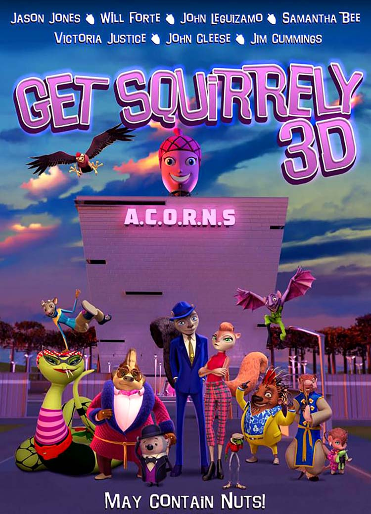 Get Squirrely 2015 Movie Watch Online Free