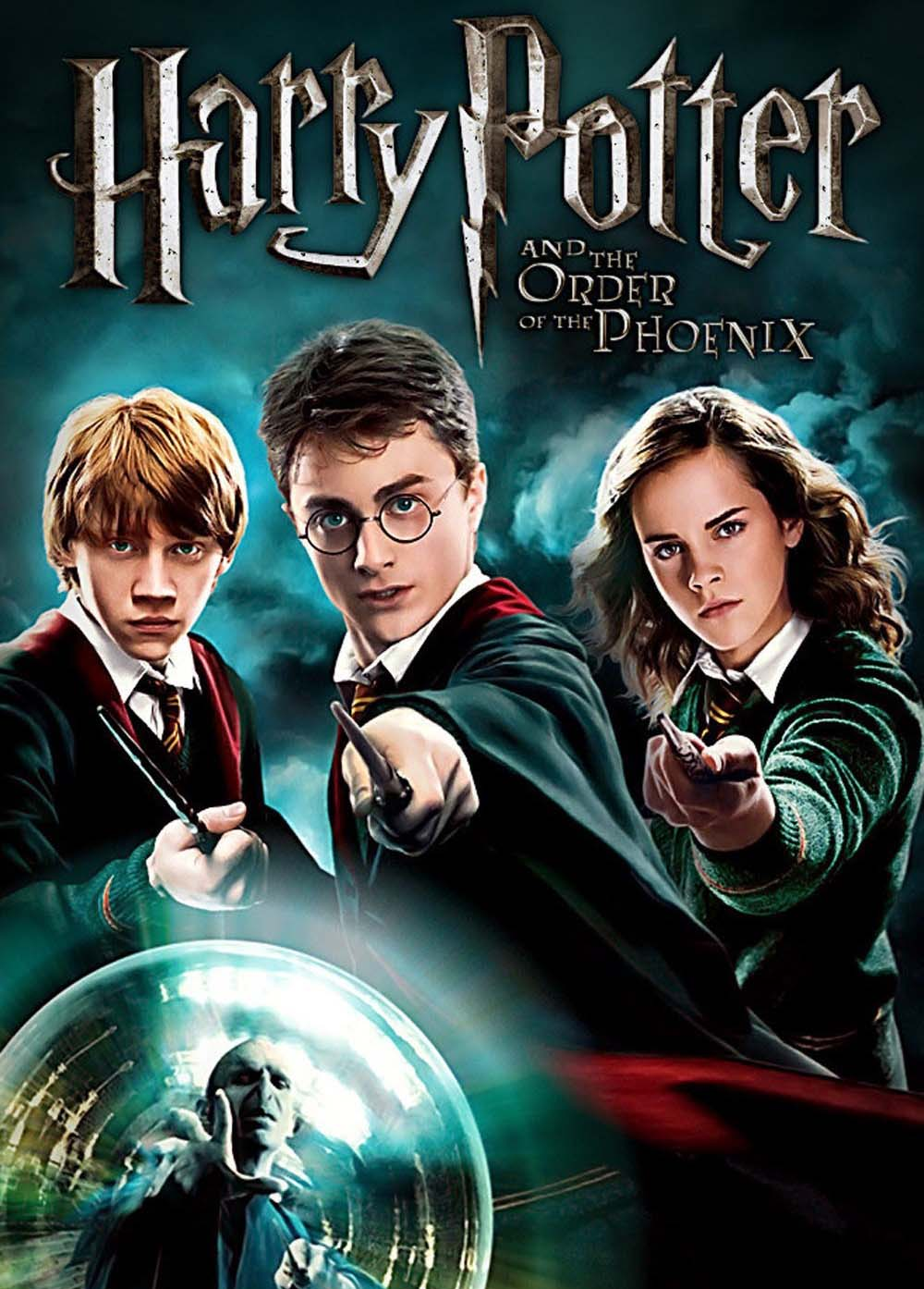 harry potter and the order of the phoenix 2007 movie free