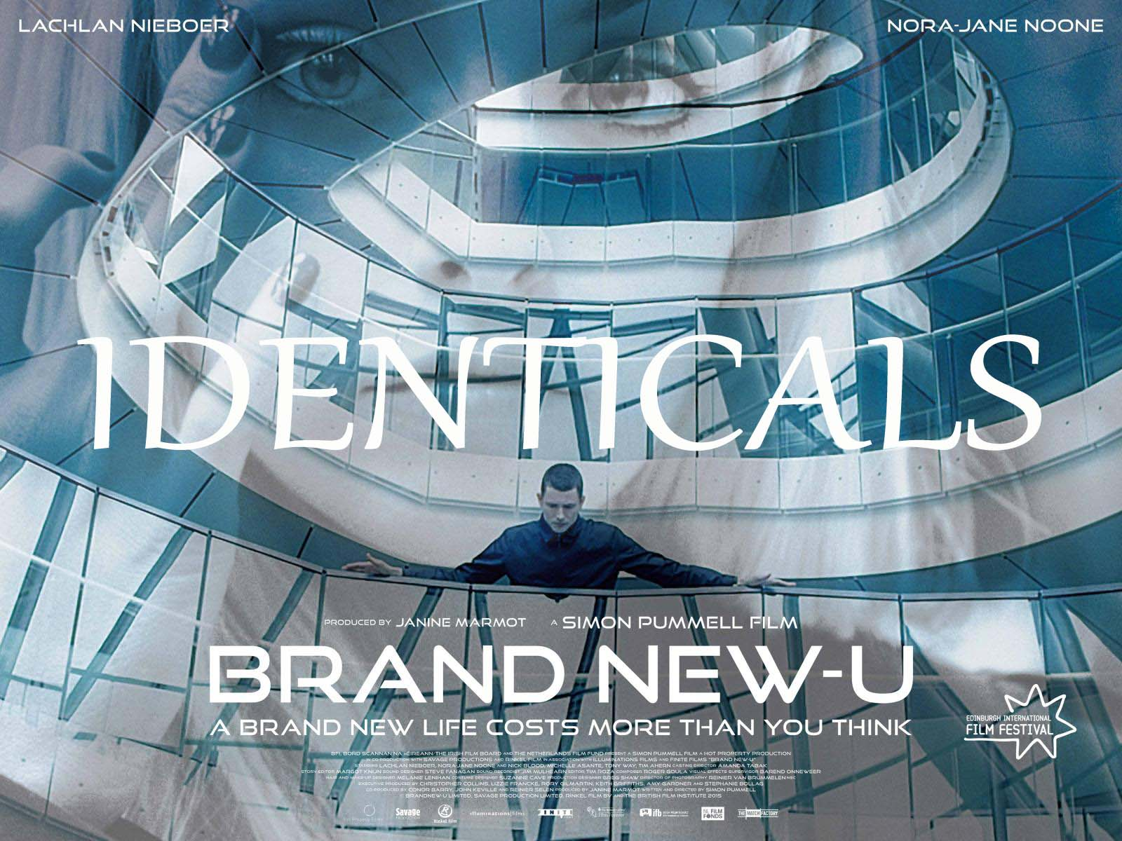 Identicals (Brand New-U) 2016 Movie Free Download