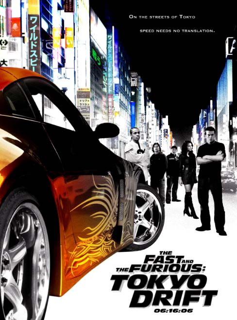 The Fast And The Furious: Tokyo Drift 2006 Movie Free Download