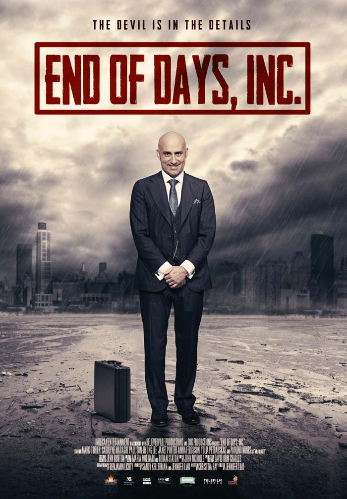 End of Days, Inc. 2015 Movie Watch Online Free