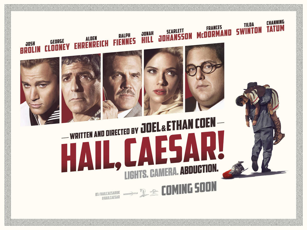 Hail, Caesar! 2016 Movie Watch Online Free