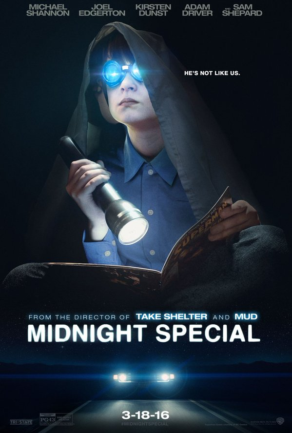 Midnight Special 2016 Movie Free Download