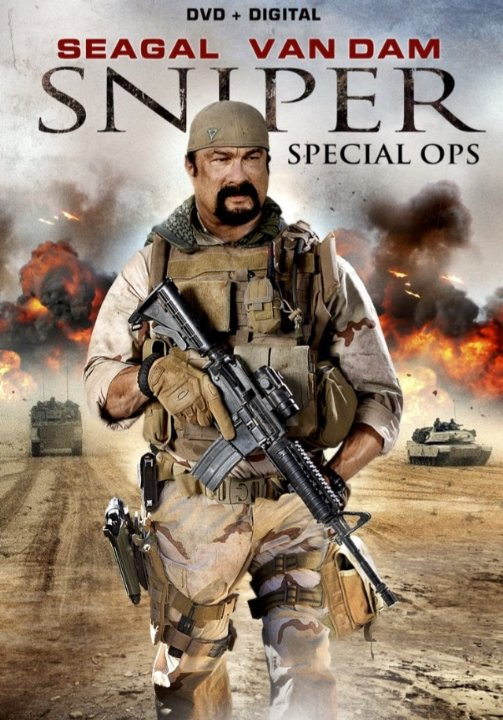 Sniper: Special Ops 2016 Movie Watch Online Free