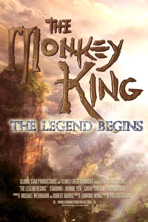 The Monkey King the Legend Begins 2016 Movie Free Download