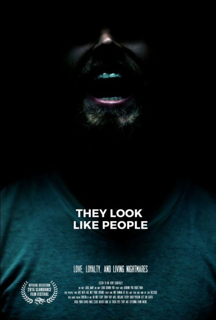 They Look Like People 2015 Movie Watch Online Free