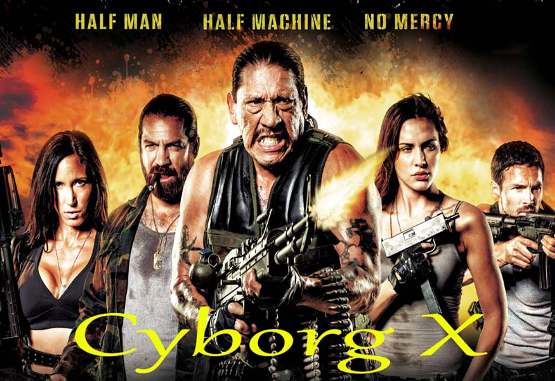 Cyborg X 2016 Movie Free Download