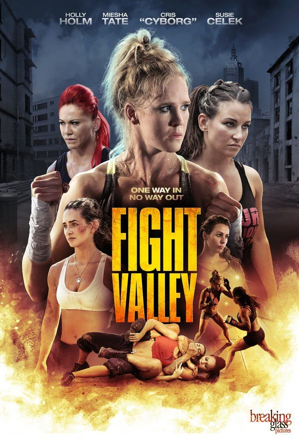 Fight Valley 2016 Movie Watch Online Free