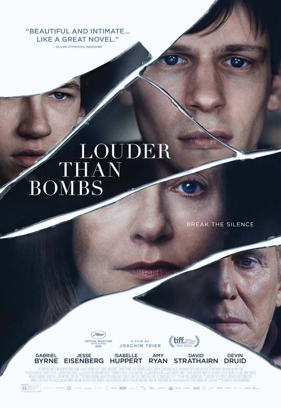 Louder Than Bombs 2015 Movie Free Download