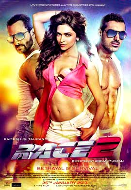 Race 2 (2013) Hindi Movie Free Download