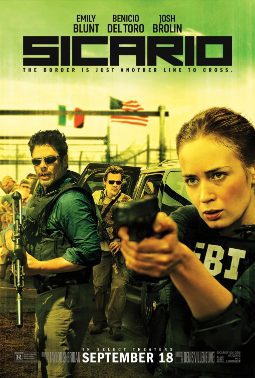 Sicario 2015 Movie Download