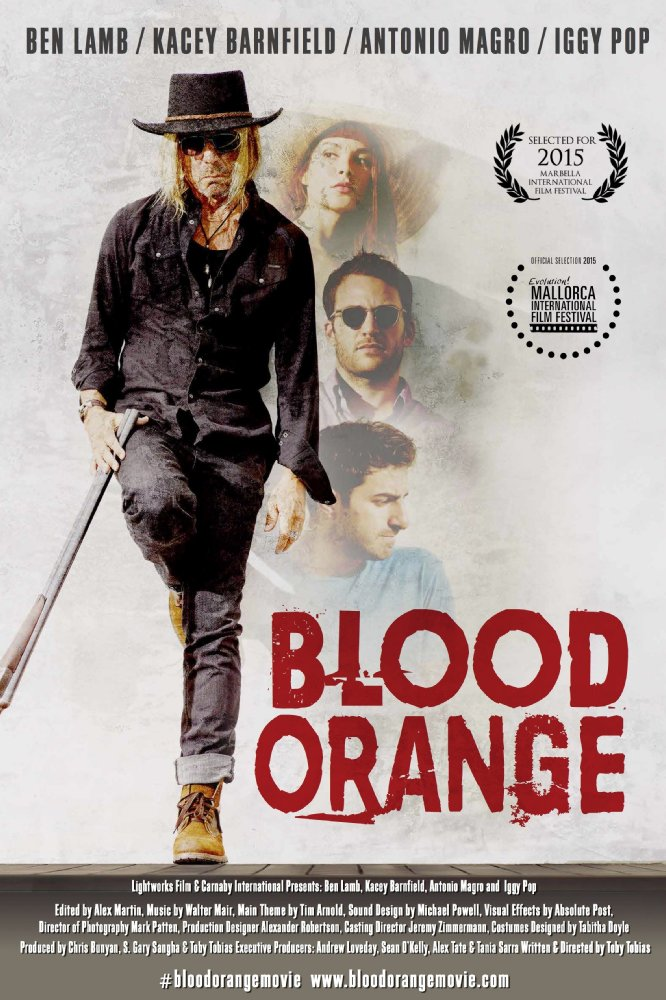 Blood Orange 2016 Movie Free Download
