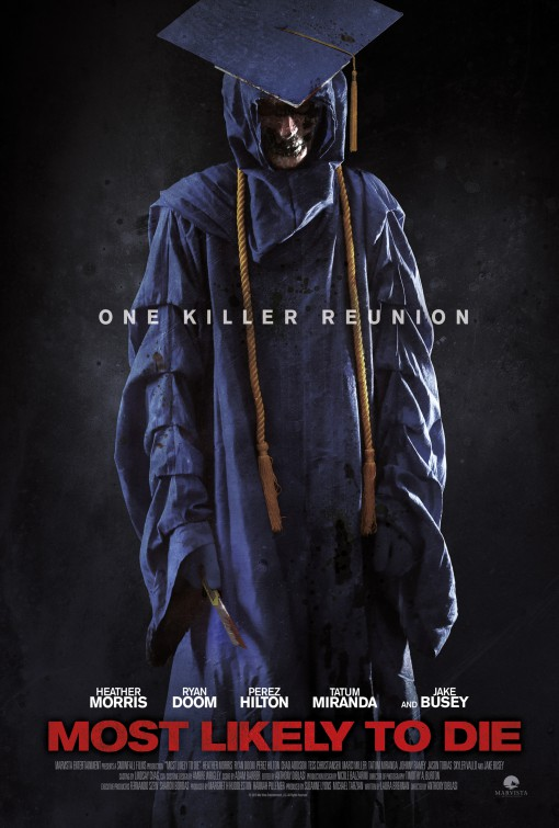 Most Likely To Die 2015 Movie Watch Online Free