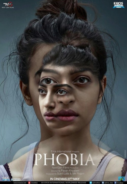 Phobia 2016 Hindi Movie Free Download