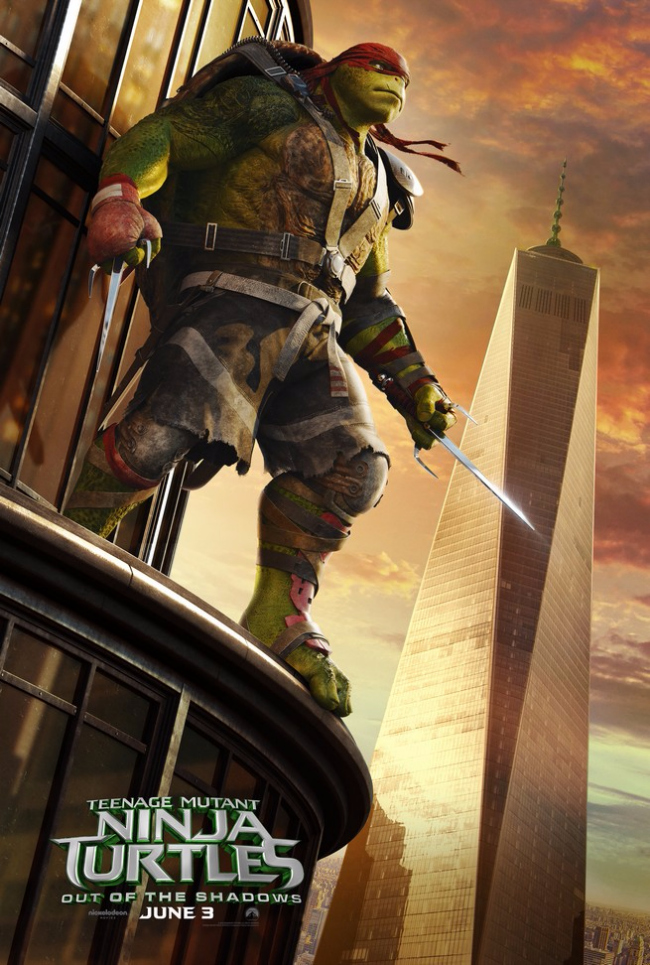 Teenage Mutant Ninja Turtles: Out of The Shadows 2016 Movie Watch Online Free