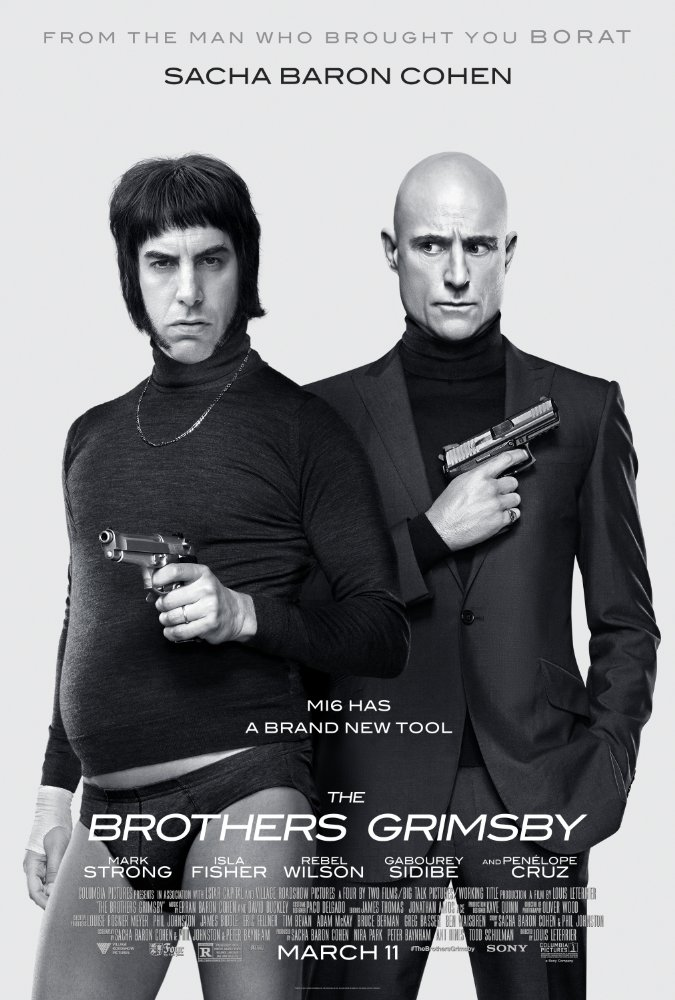 The Brothers Grimsby 2016 Movie Free Download