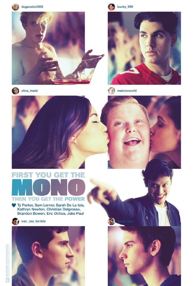 Mono 2016 Movie Watch Online Free