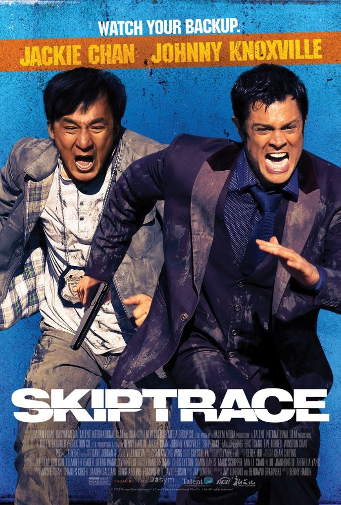 Skiptrace 2016 Movie Watch Online Free