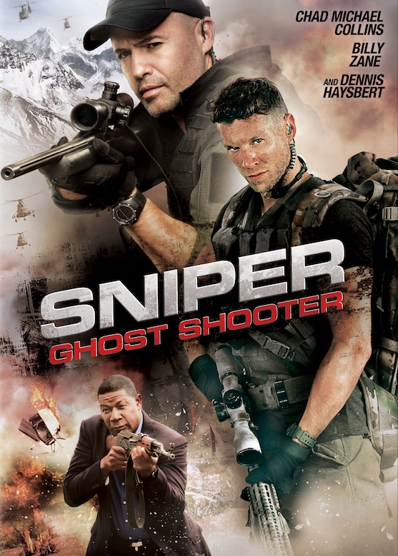 Sniper: Ghost Shooter 2016 Movie Watch Online Free