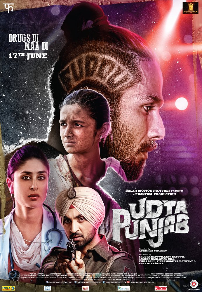 Udta Punjab 2016 Hindi Movie Free Download