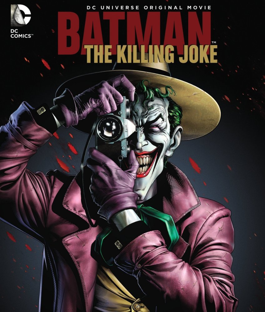 Batman: The Killing Joke 2016 Movie Free Download