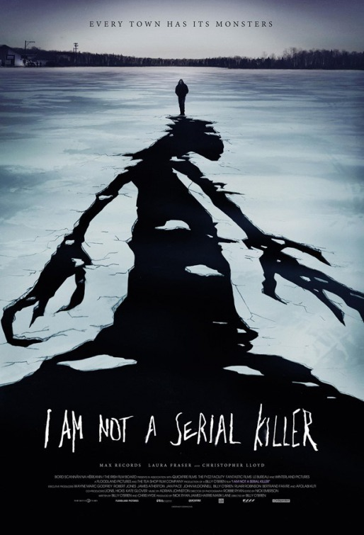 I Am Not A Serial Killer 2016 Movie Watch Online Free