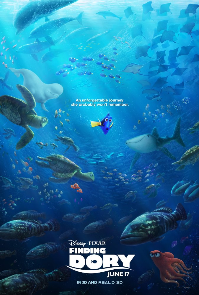 Finding Dory 2016 Movie Free Download