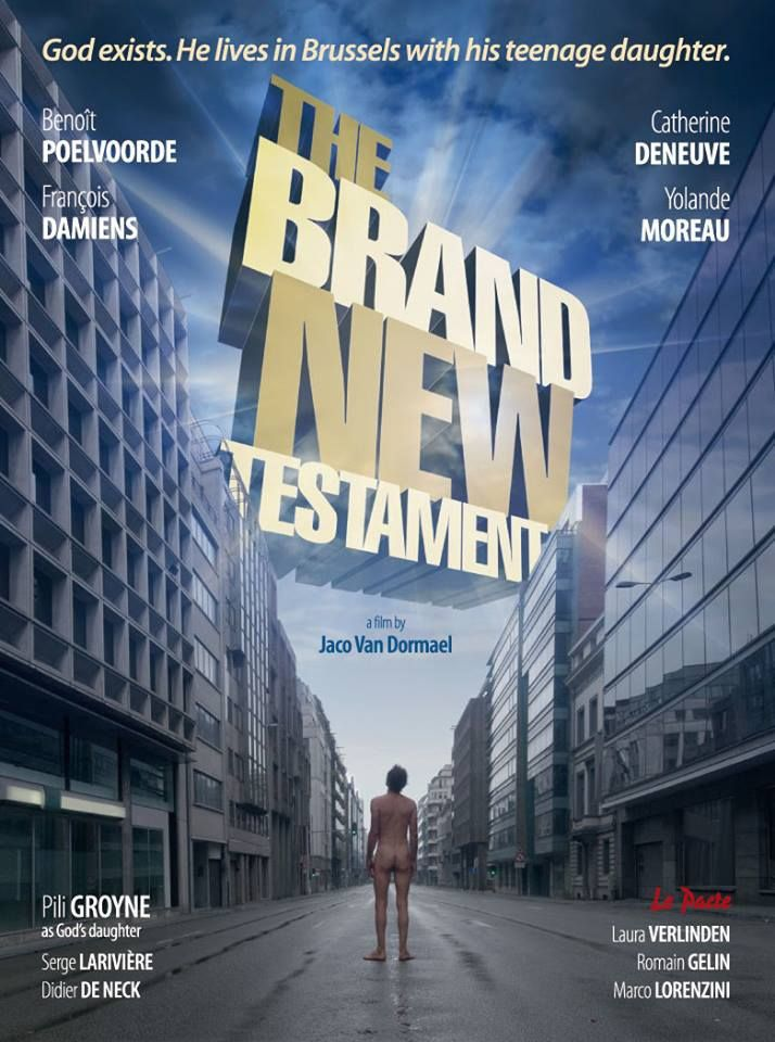 The Brand New Testament 2015 Movie Watch Online Free