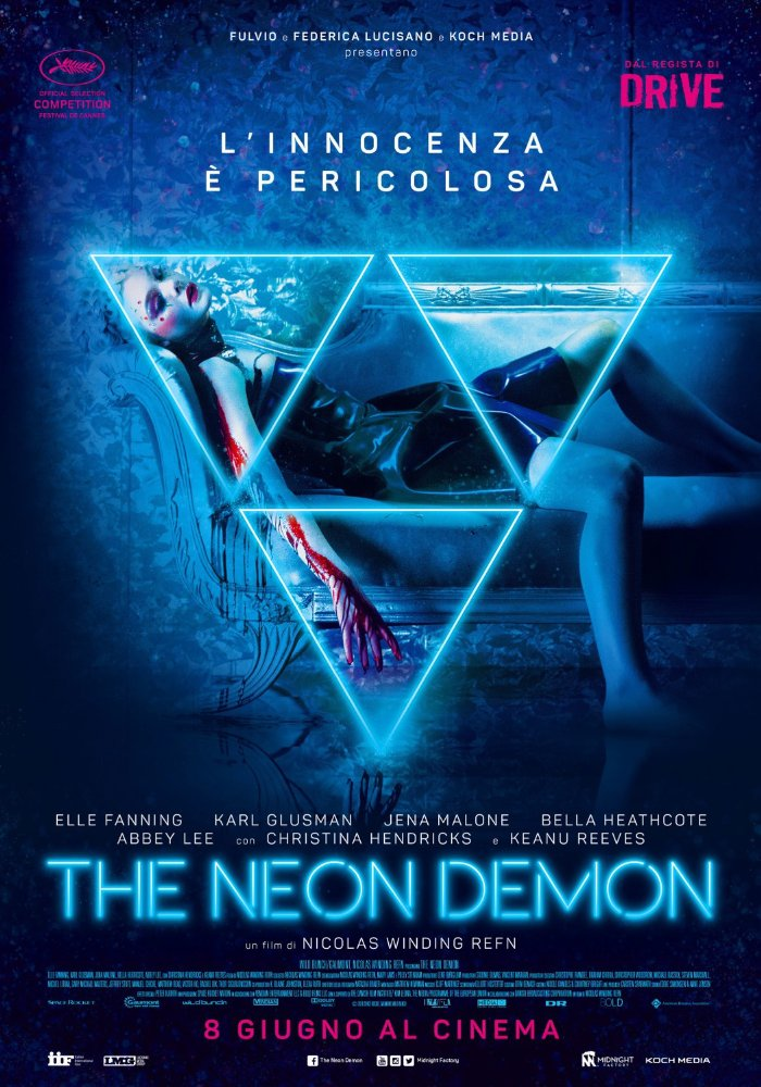 The Neon Demon 2016 Movie Watch Online Free