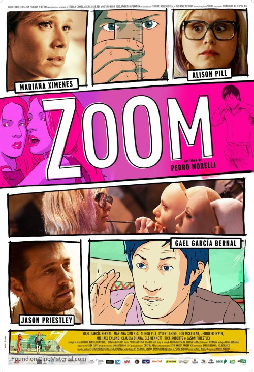 Zoom 2016 Movie Watch Online Free