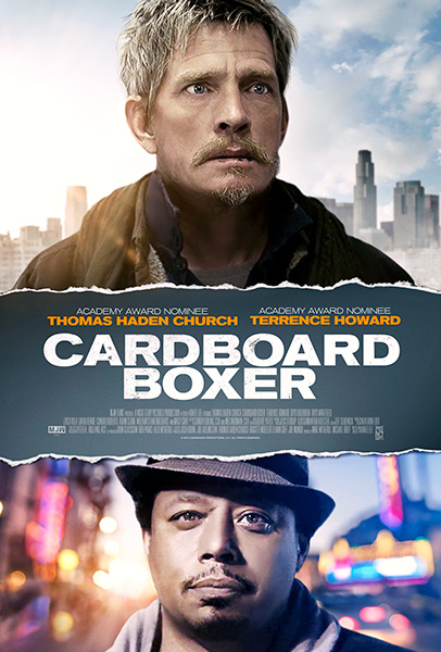 Cardboard Boxer 2016 Movie Free Download