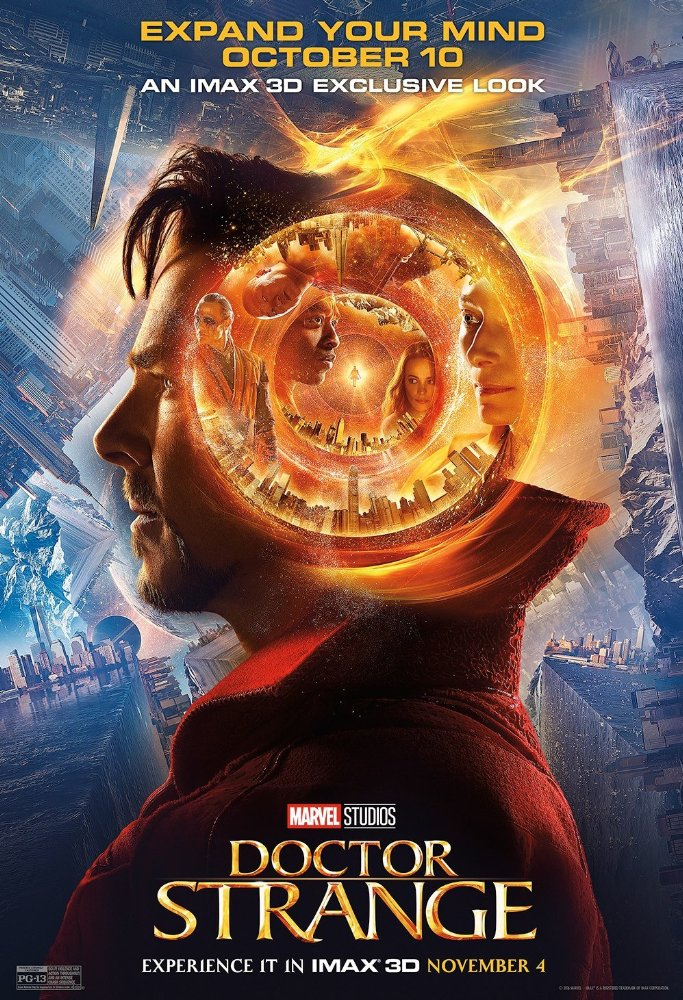 Doctor Strange 2016 Movie Free Download