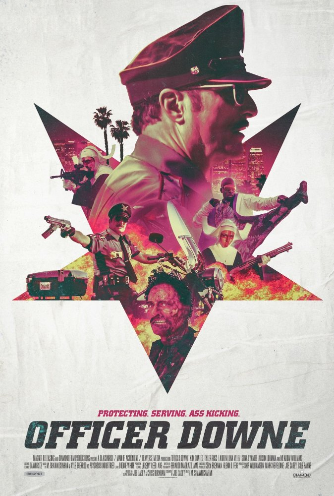 Officer Downe 2016 Movie Watch Online Free