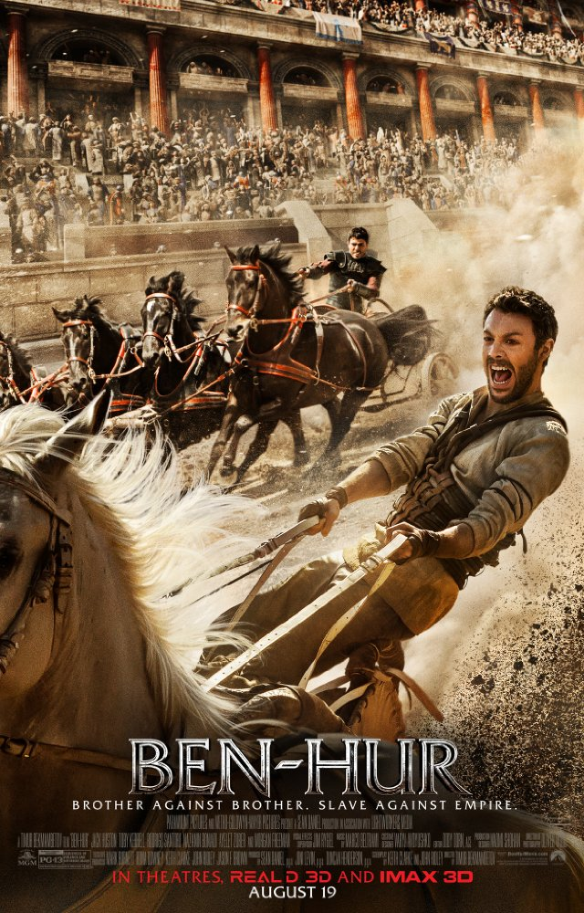 Ben-Hur 2016 Hindi Dubbed Movie Free Download