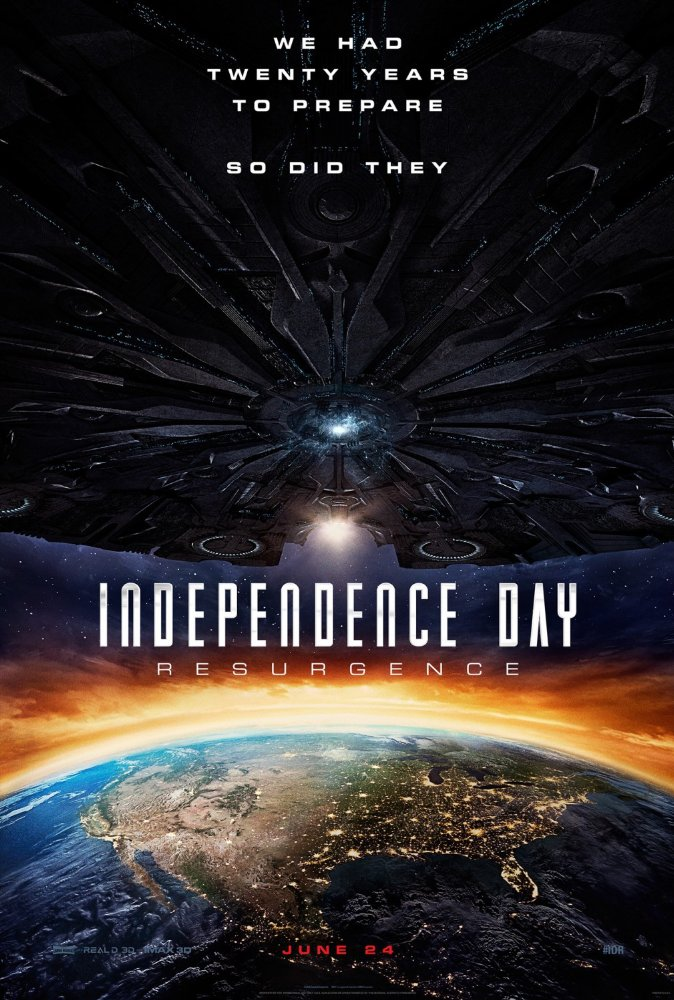 Independence Day: Resurgence 2016 Hindi Dubbed Movie Free Download