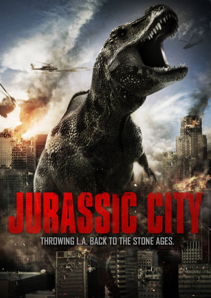 Jurassic City 2015 Movie Watch Online Free