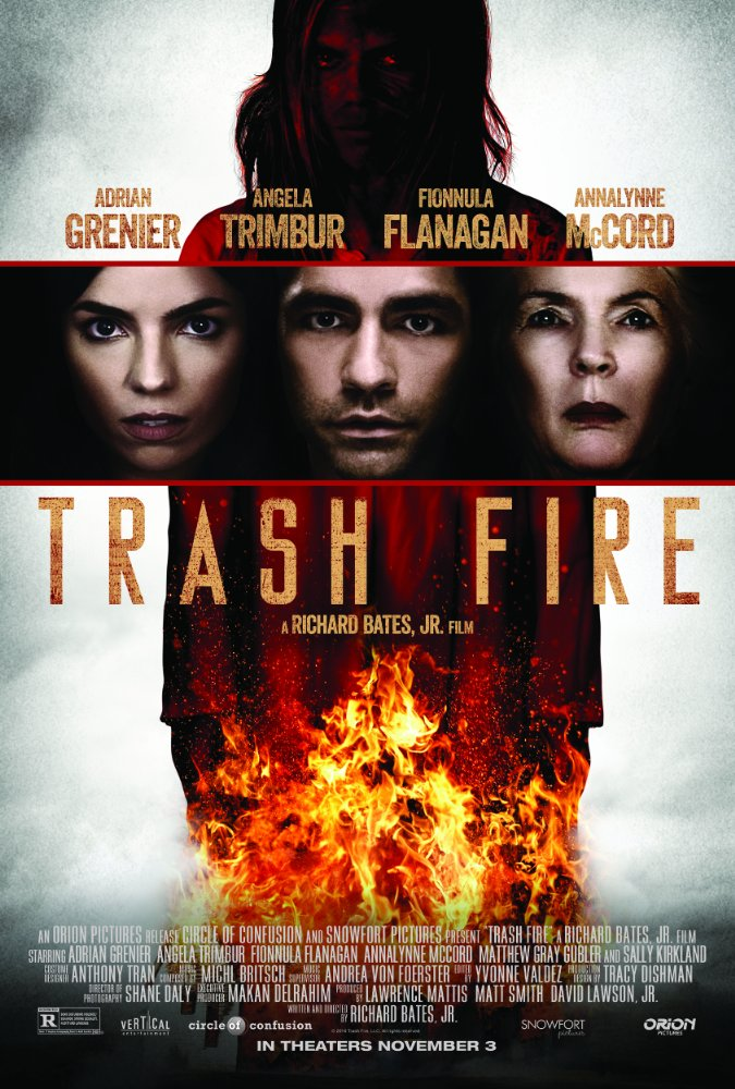 Trash Fire 2016 Movie Free Download