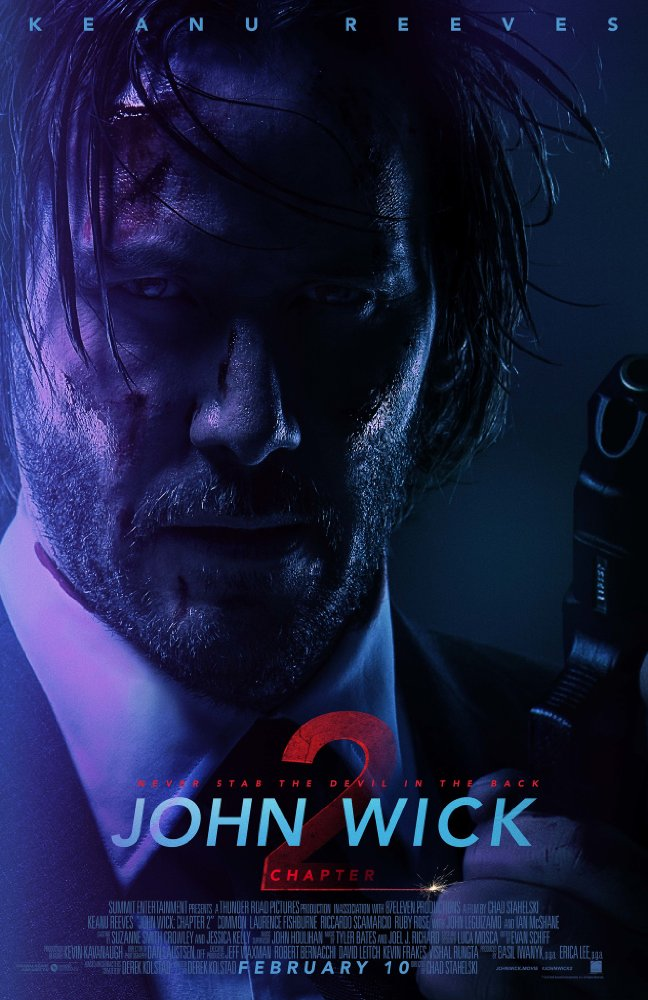 John Wick: Chapter 2 (2017) Movie Watch Online Free